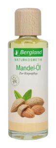 bergland mandelöl, 1er Pack (1 x 125 ml)