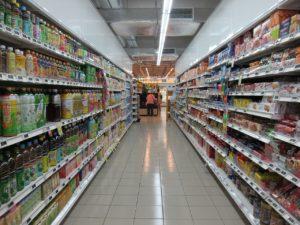 Mandelöl kaufen im Supermarkt